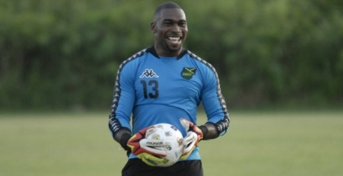 Riverhounds' Ryan Thompson and his Jamaican squad stand between the U.S. and the Gold Cup final.