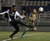 The Riverhounds went 0-2-1 vs Eastern Conference Champs Rochester this season.