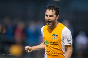 Kevin Kerr is represented on the USL's All-League Second Team.