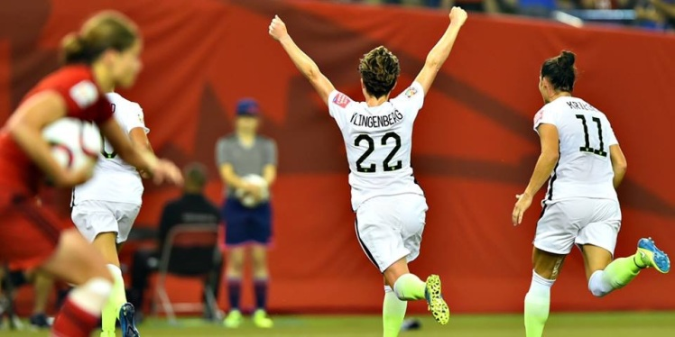 Photo Courtesy of U.S. Soccer