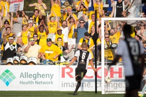 Photo courtesy Riverhounds.com