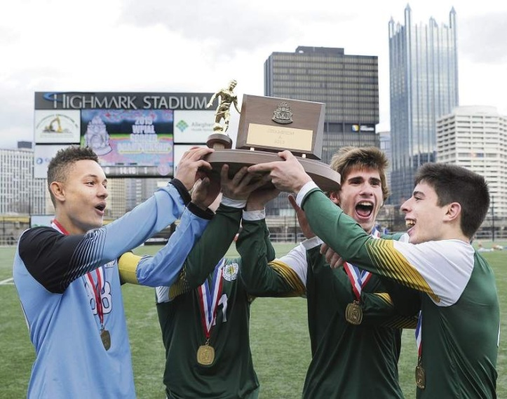 Class A Boys WPIAL Champs, Seton LaSalle will play Berlinbrothersvalley on Tuesday at Hampton.