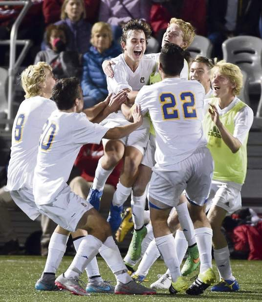 Canon-Mac won their 2nd WPIAL title in the last four year in dramatic fashion.