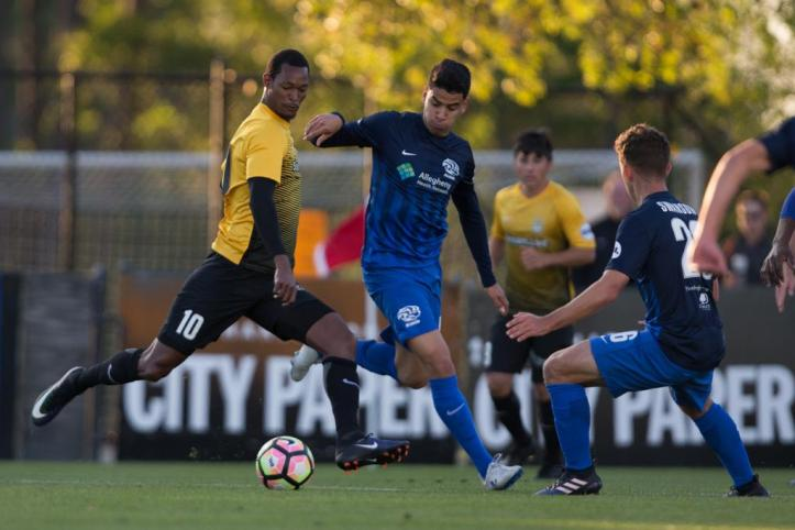 USL Soccer: Pittsburgh Riverhounds vs Charleston Battery